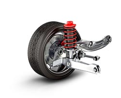 Suspension & Steering Image